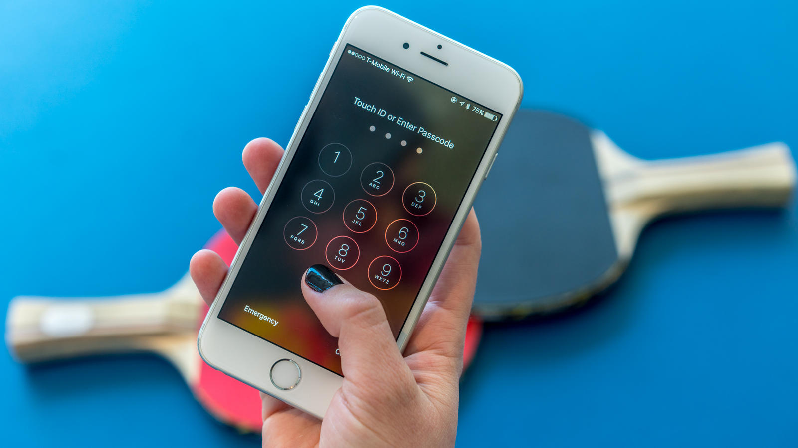 iPhone hacked Secretly