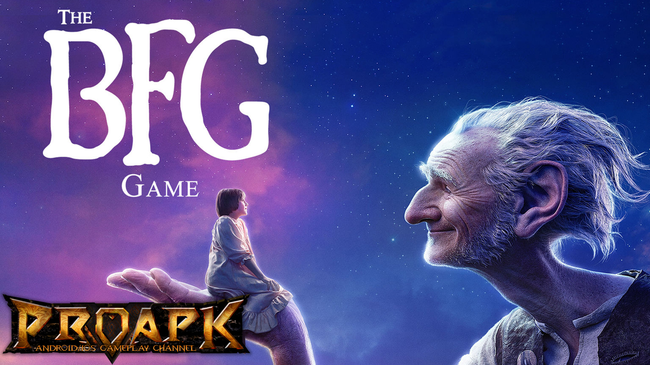 Reliance Games & Amblin Partners Launch The BFG Game