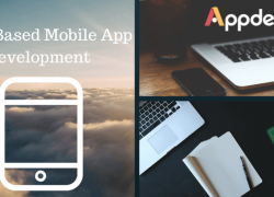 Cloud based mobile app development technology