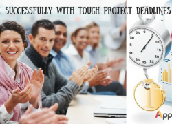 Tips to Deal Successfully with Tough Project Deadlines
