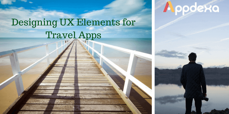 elements for travel app