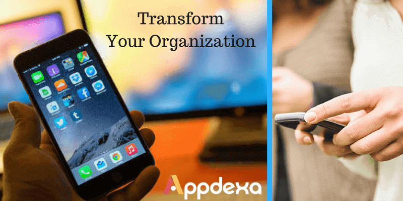 How Role-Based Mobile Apps Help Transforming Your Organization