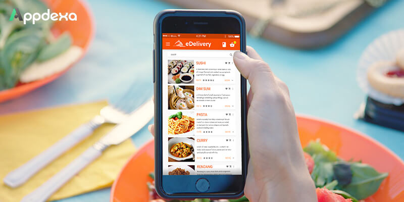 Contact a Leading Mobile App Development Company for a Well-Executed On-Demand Food Delivery App