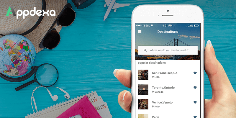 How Mobile Apps Can Bring Growth to Travel Industry