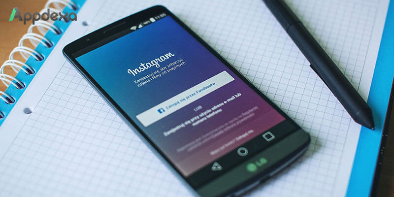 How to Grow Downloads with Instagram like Mobile App