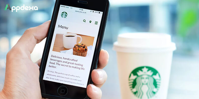 How to Create An App Like Starbucks: A Look At the Cost Aspect