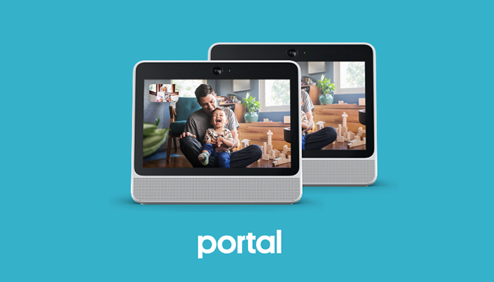 The company giving $100 off buying two Facebook Portal
