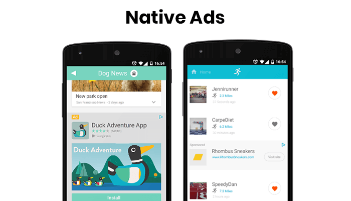 Native Advertisements