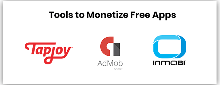Tools to Monetize Free Apps