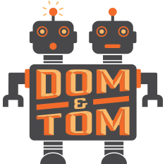 Dom and Tom logo
