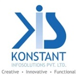 Konstant Infosolutions logo